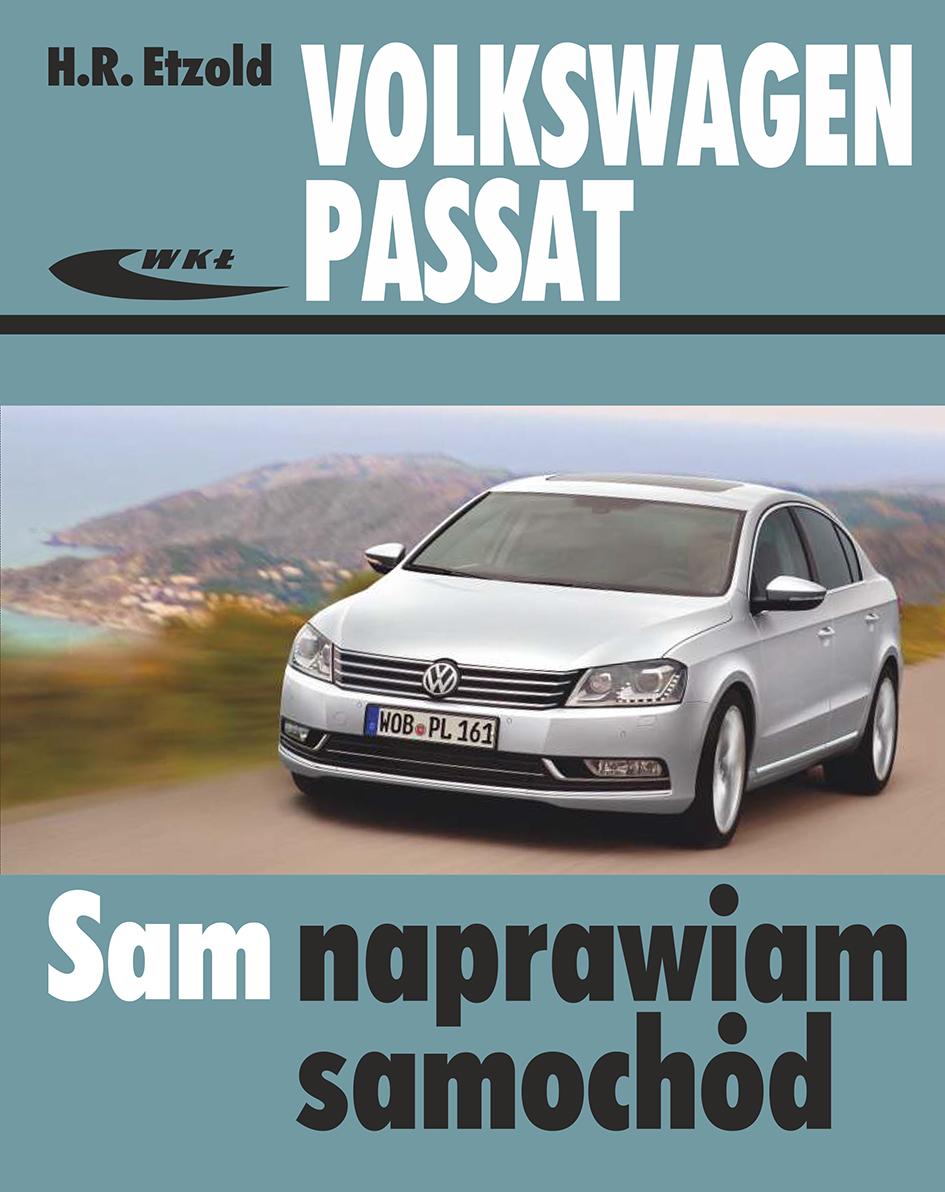 Książka Volkswagen Passat Od Listopada 2010 Do Października