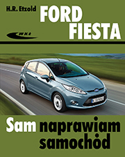 Książka Ford Fiesta Od Października 2008 Hans Rüdiger